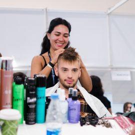 Итальянский бренд KEMON впервые стал бьюти-партнером конкурса «Новая Волна» в Сочи.