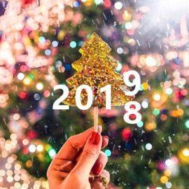 С Новым 2019 годом друзья!