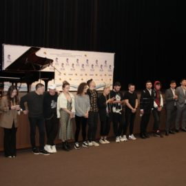 Во ВГИКе прошёл полуфинал Международного конкурса молодых исполнителей популярной музыки «Новая волна 2021».